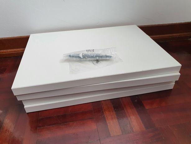 Prateleira Billy  - 4 unidades - 36x26 cm