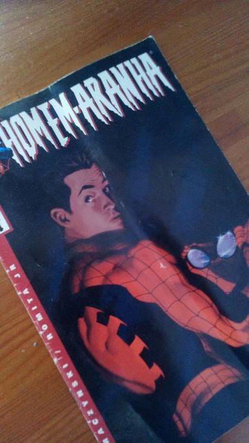 Marvel Homem Aranha 4 ou 21 O Regresso de Kraven \ Devir Spiderwicher