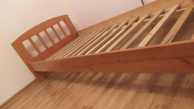 łóżko 90/200 drewniane