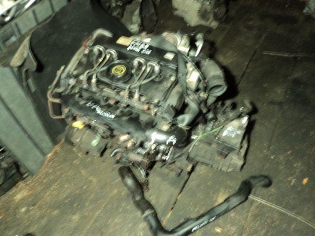 Форд мондео 3 2002г. двигатель двигун 2.0 д. FMBA кпп 5 ст. демпфер