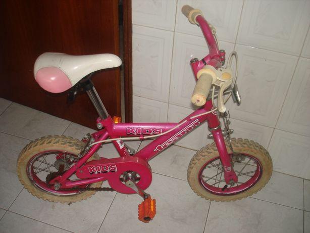 Vendo Bicicleta de criança dos (3 aos 7 Anos)