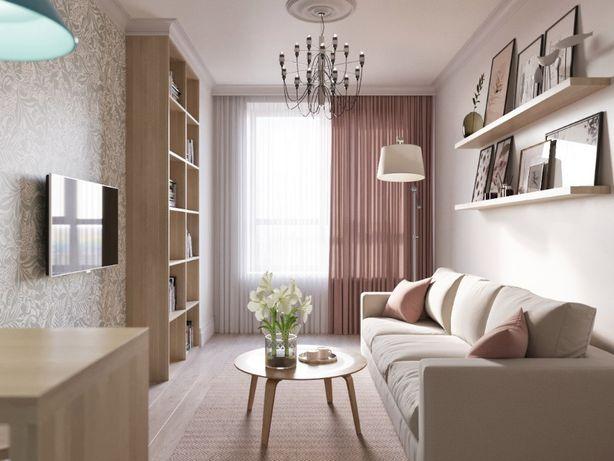 Продам стильную 2х комнатную квартиру в новострое