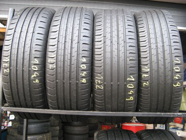 215/60R17 CONTINENTAL ContiEcoContact 5 - nr.1049