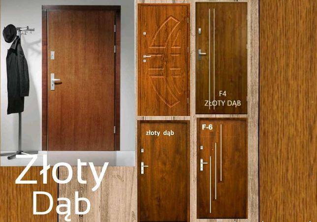 Drzwi wejściowe do Mieszkania w bloku oraz Domu montaż gratis PROMOCJA