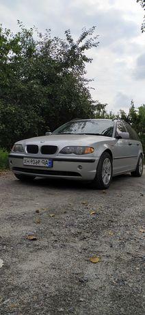 BMW e46 2004 года