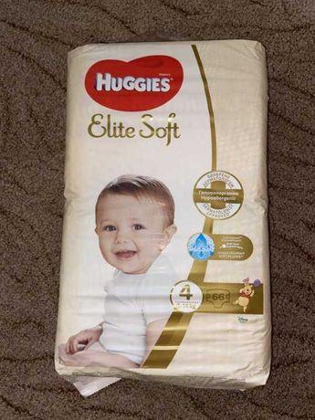 Подгузники Huggies Elite Soft 4 (8-14) 66 шт.