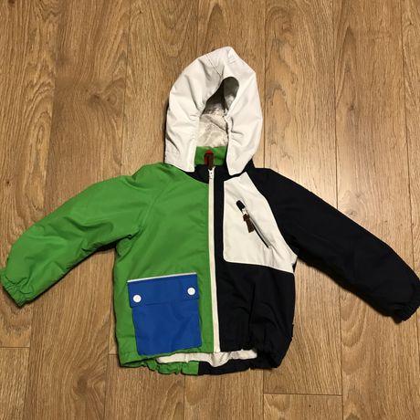 Термокуртка, куртка детская демисезон с мембраной Reima 98 см