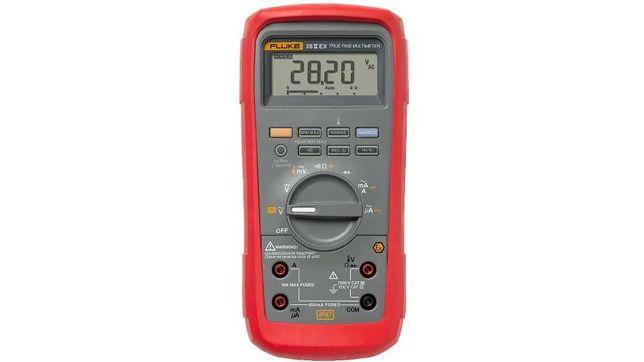 Multimetr Fluke 28EX przenośny 10A ac 1000V ac nowy nieużywany