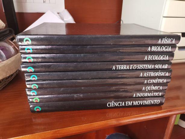 Coleção A Nova Enciclopédia das Ciências