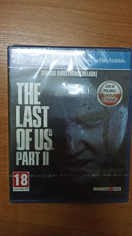The Last of Us 2 PS 4  na PlayStation 4 wersja PL