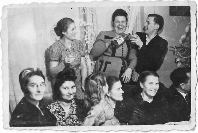 Stare zdjęcia Sylwester 1943