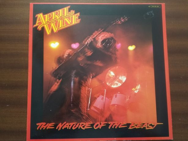 April Wine ‎– The Nature Of The Beast Vinyl 1981 HOLLAND
