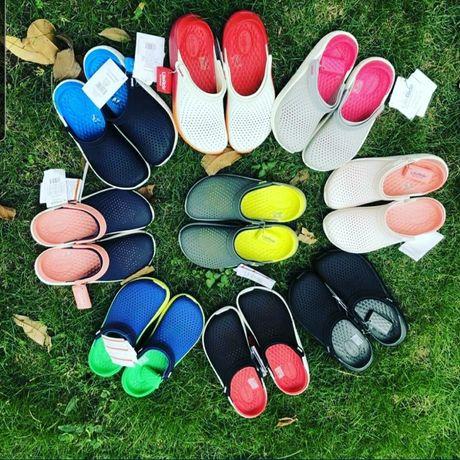 Очень большой выбор  обуви Crocs LiteRide крокси