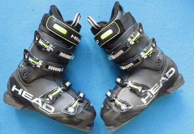 Buty narciarskie HEAD EDGE next 85 29,0 45,0 używane męskie narty