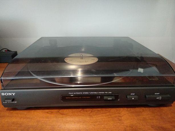 Vendo gira discos Sony + Pré-amp.