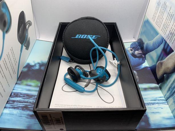 Słuchawki BOSE Sound Sport Wireless jak nowe