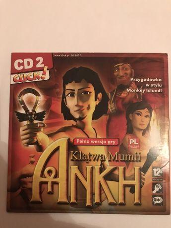 Gra PC  Ankh Klątwa mumii