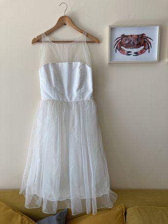 Szyjemy Sukienki, model Annabelle, rozmiar 38