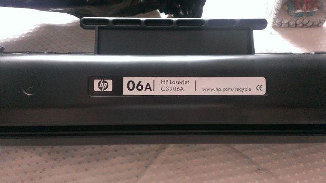 Oryginalny toner HP 06A