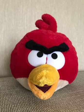 Peluche de coleção Angry Birds - Red