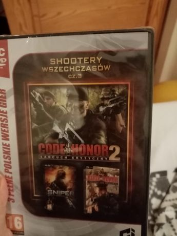 code of honor 2 snajper ghost warrior
