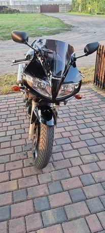 Motocykl Suzuki SV 650S
