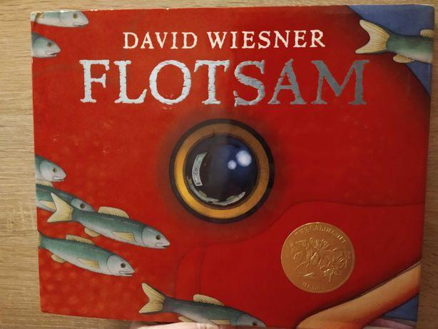 Детская книга Дэвид Виснер Флотсам