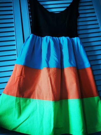 Letnia sukienka h&m rozmiar 36 S