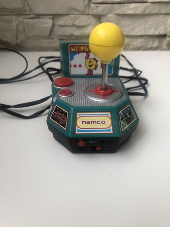 Ігрова приставка namco ms.Pac-man 7 ігр