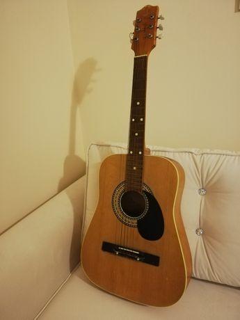 Gitara retro antyk Defil II 1986