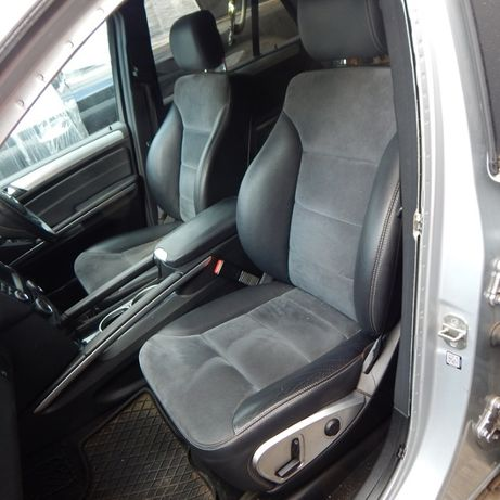 Салон сидения первый ряд Mercedes GL X164 ML W164 Мерседес шрот