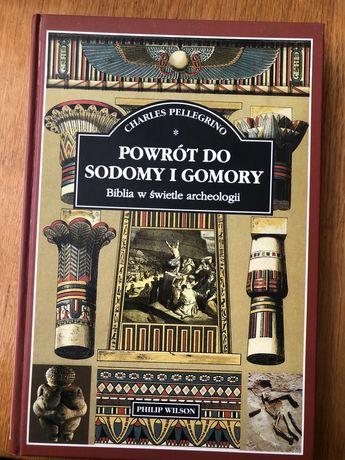 Charles Pellegrino - Powrót do Sodomy i gomory