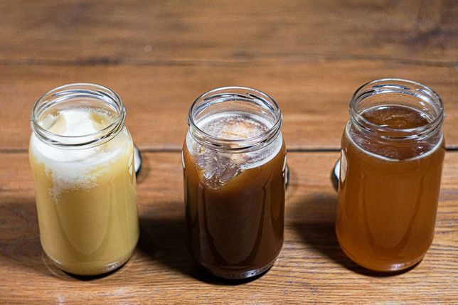 Miód wielokwiat, słonecznik, gryczany, gryka