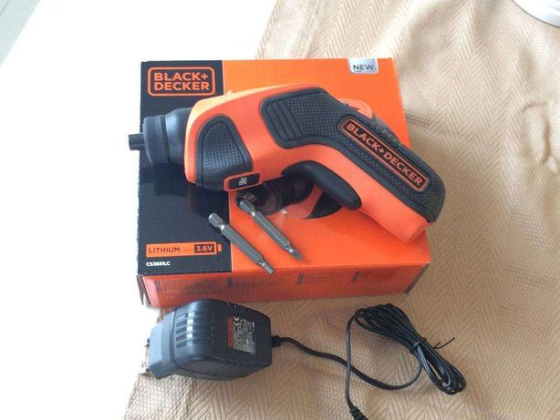 Aparafusadora Black&Decker