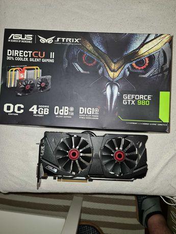 Placa gráfica ASUS Strix GeForce GTX 980 OC