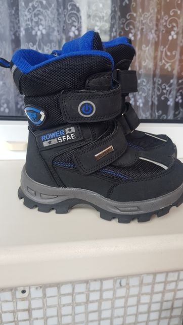 Зимние ботинки сапоги