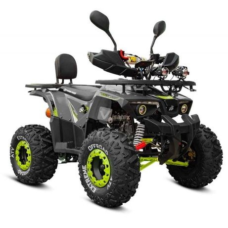 quad XTR FIRESHOT 125 FULL germany JAKOŚĆ raty 0%/Transport