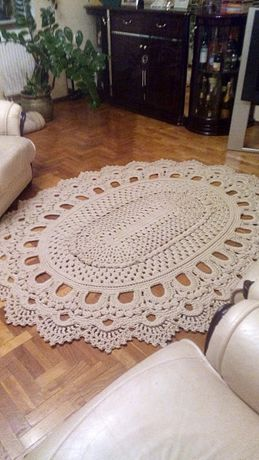 В'язаний килим