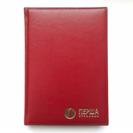 Стильный коричневый блокнот, ежедневник для записей
