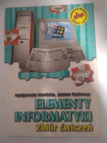 Elementy Informatyki - Podręcznik i Zbiór ćwiczeń - Czarny Kruk