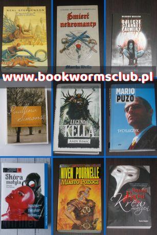 Różne książki zakładki do książek prezenty dla moli ksiązkowych
