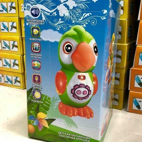 Умный попугай от бренда Play Smart