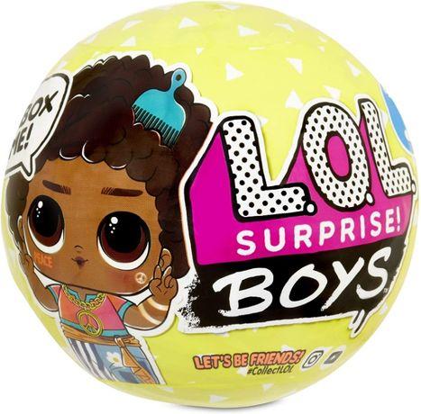 Кукла лол мальчики lol boys
