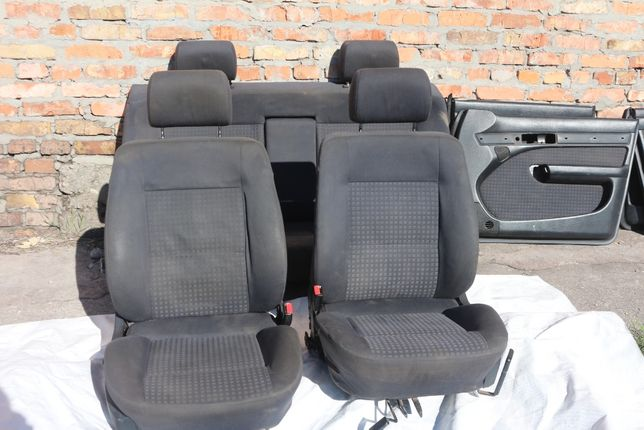 Салон сидения Cедан Универсал сидения Audi 100 A6 C4 91-97г