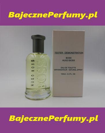 Perfumy HUGO BOSS Bottled szary 100ml Tester hit okazja WYSYŁKA ppiijj
