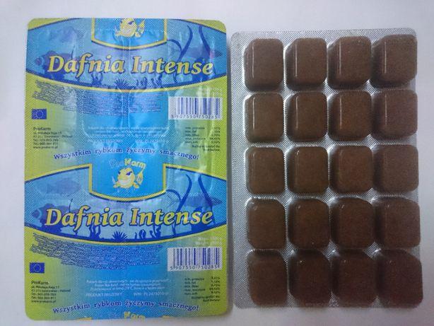 Dafnia Intense (rozwielitka) - pokarm mrożony dla ryb blister 100g