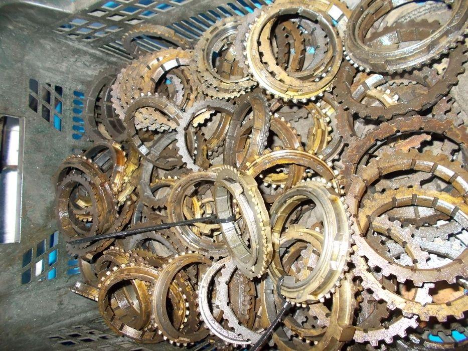 Pierścień synchronizator vw t4 Wrocław - image 1
