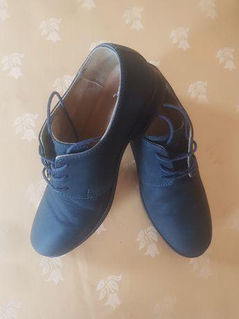 Buty galowe LASOCKI dla chłopca w  bdb stanie rozm 37