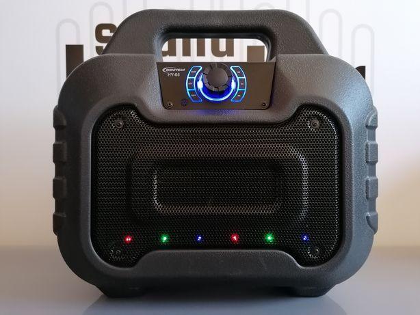 Głośnik bluetooth bezprzewodowy przenośny radio odtwarzacz mp3 boombox