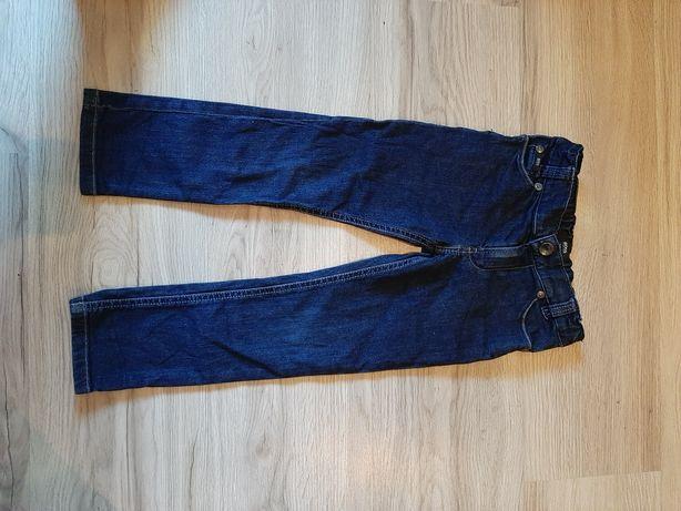 Spodnie jeansy Hugo Boss